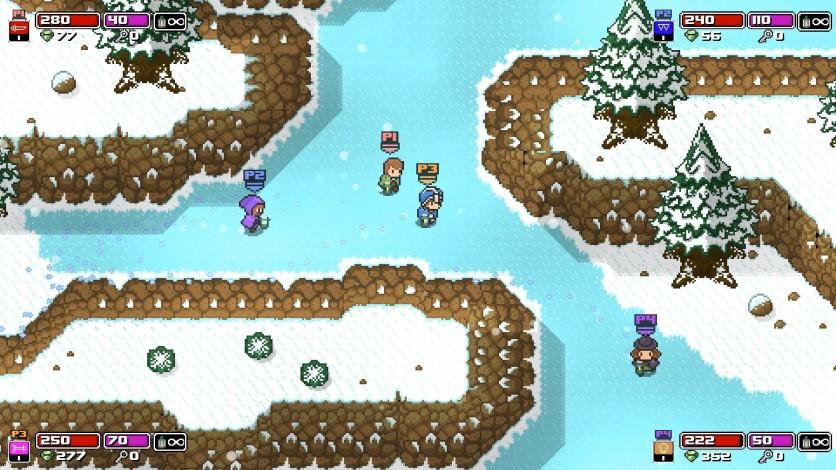 Screenshot 5 - Rogue Heroes: Ruins of Tasos