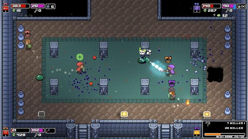 Screenshot 8 - Rogue Heroes: Ruins of Tasos
