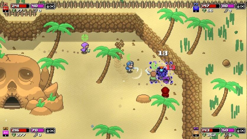 Screenshot 9 - Rogue Heroes: Ruins of Tasos