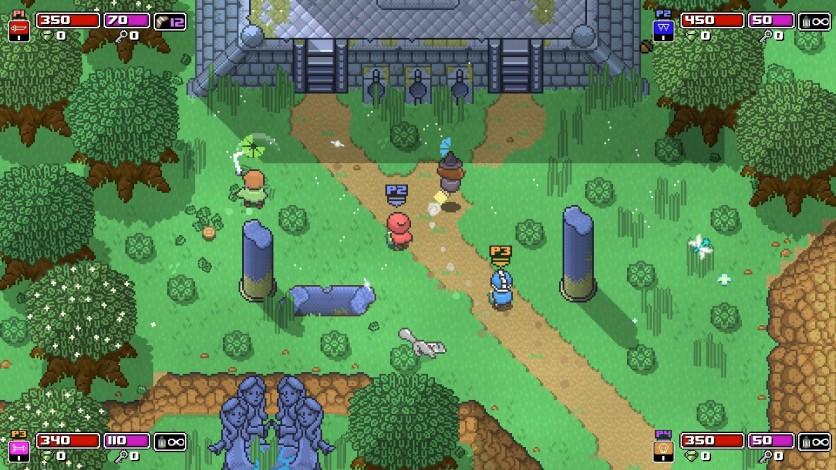 Screenshot 7 - Rogue Heroes: Ruins of Tasos