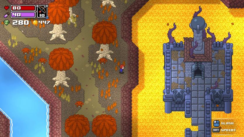 Screenshot 6 - Rogue Heroes: Ruins of Tasos