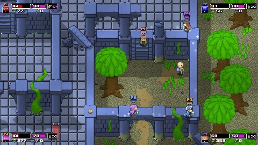 Screenshot 2 - Rogue Heroes: Ruins of Tasos