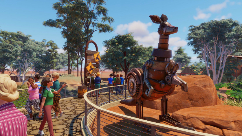 Screenshot 2 - Planet Zoo: Australia Pack