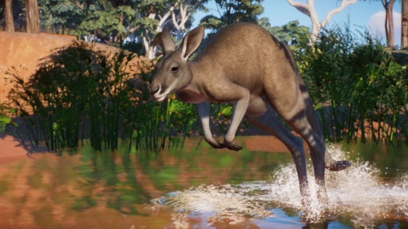 Screenshot 4 - Planet Zoo: Australia Pack