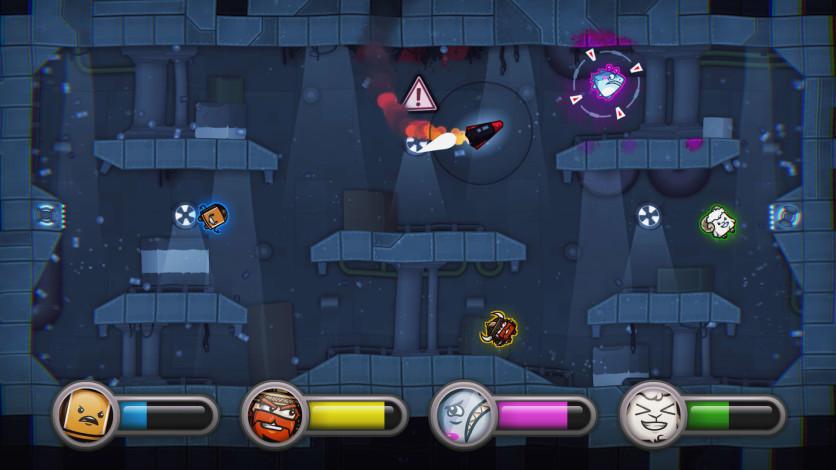 Screenshot 3 - Move or Die