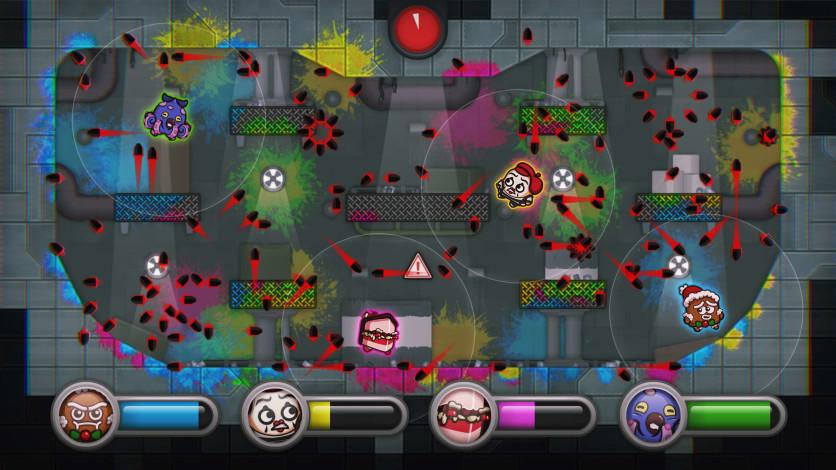 Screenshot 4 - Move or Die