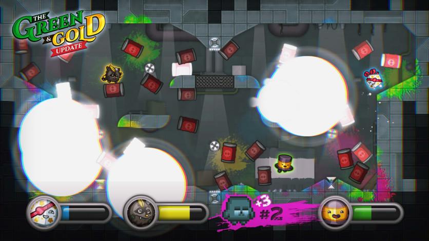 Screenshot 11 - Move or Die