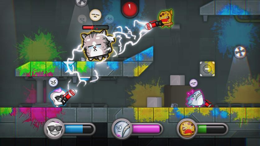 Screenshot 2 - Move or Die