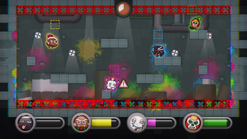 Screenshot 9 - Move or Die