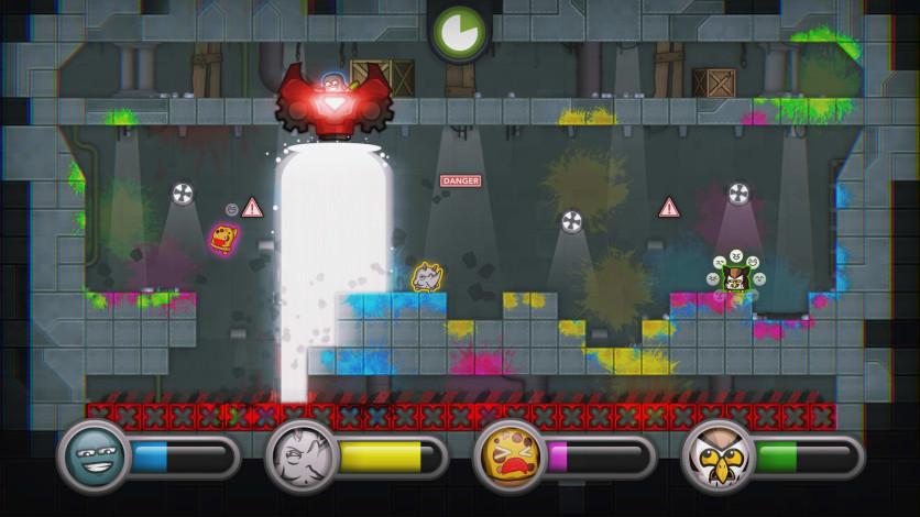 Screenshot 5 - Move or Die