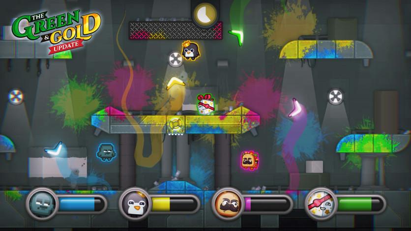 Screenshot 7 - Move or Die