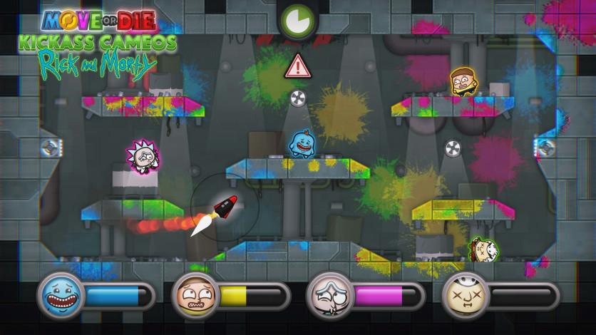 Screenshot 8 - Move or Die