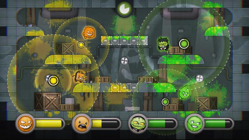 Screenshot 6 - Move or Die