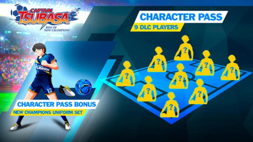 Screenshot 1 - Captain Tsubasa - Rise of New Champions Character Pass