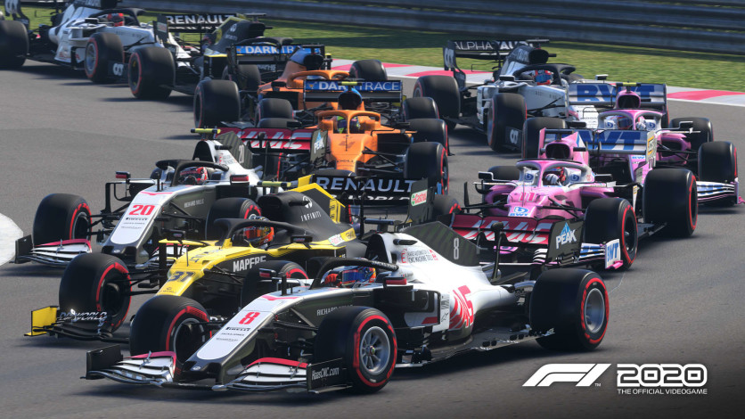 Screenshot 7 - F1 2020