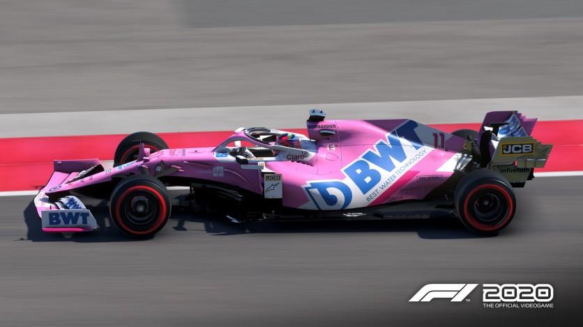 Screenshot 3 - F1 2020