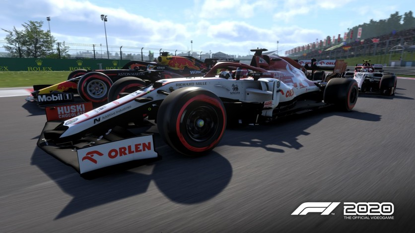 Screenshot 8 - F1 2020