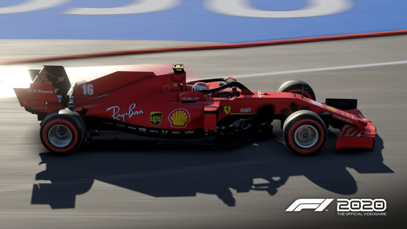 Screenshot 4 - F1 2020