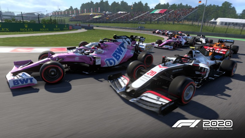 Screenshot 6 - F1 2020