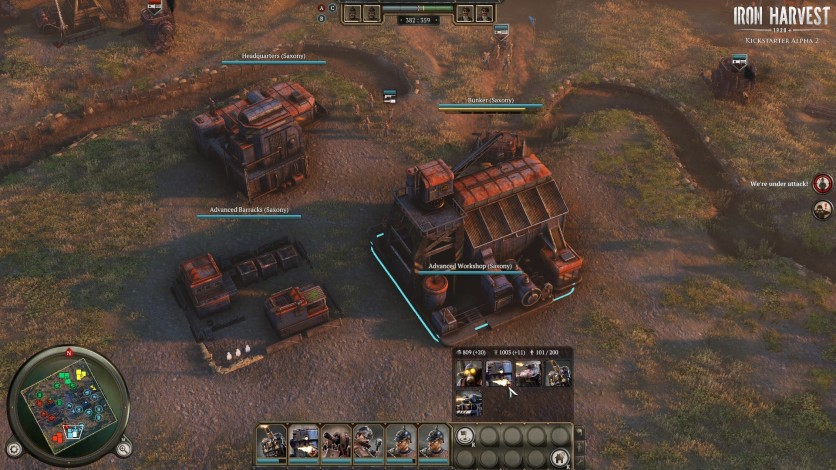 Screenshot 27 - Iron Harvest
