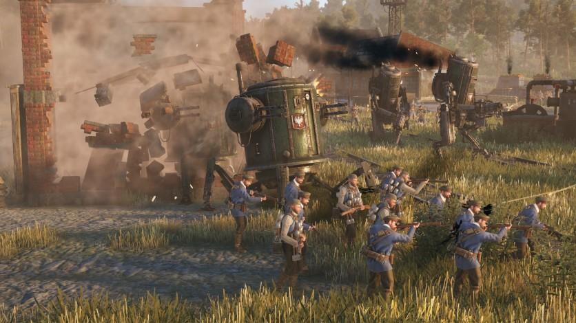 Screenshot 8 - Iron Harvest
