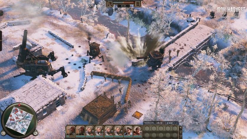 Screenshot 23 - Iron Harvest