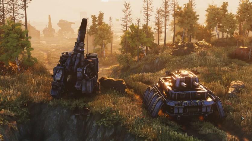 Screenshot 21 - Iron Harvest - Deluxe Edition