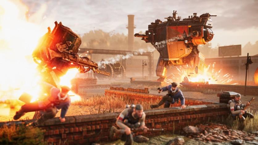 Screenshot 17 - Iron Harvest - Deluxe Edition