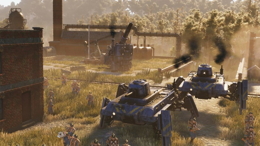 Screenshot 5 - Iron Harvest - Deluxe Edition