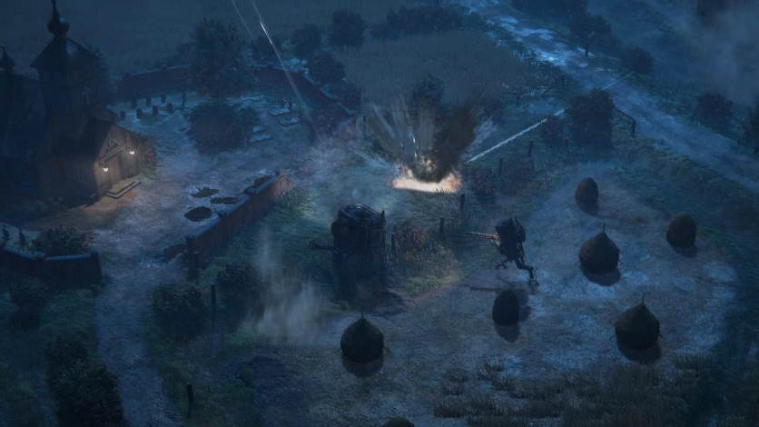Screenshot 15 - Iron Harvest - Deluxe Edition