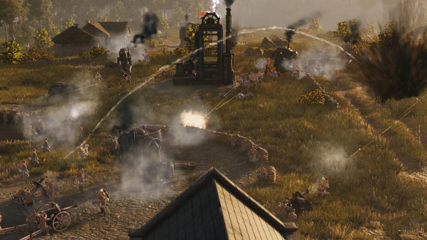 Screenshot 8 - Iron Harvest - Deluxe Edition