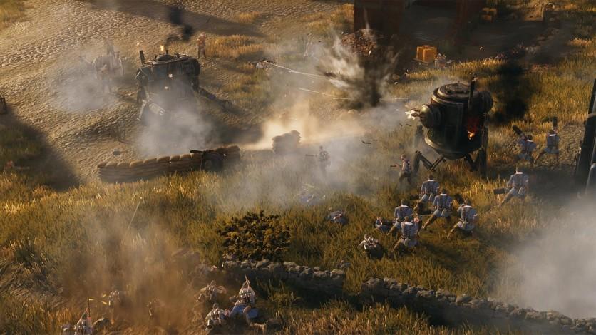Screenshot 14 - Iron Harvest - Deluxe Edition