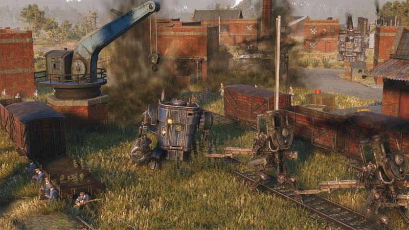 Screenshot 11 - Iron Harvest - Deluxe Edition