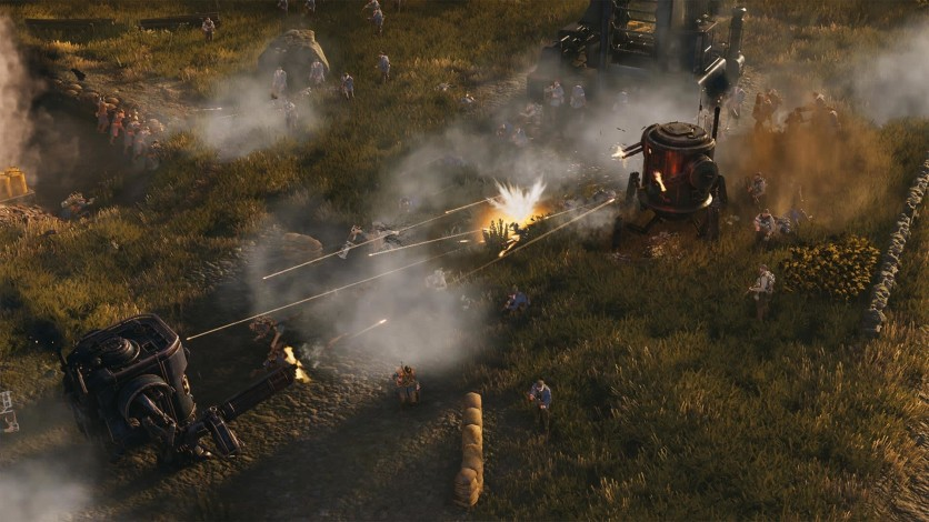 Screenshot 13 - Iron Harvest - Deluxe Edition