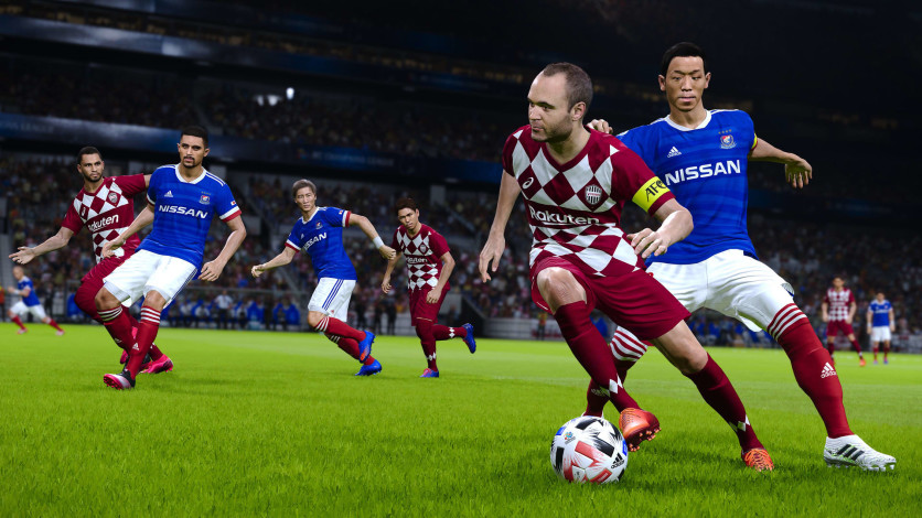 Screenshot 2 - eFootball PES 2021 - FC BAYERN MUNCHEN EDITION