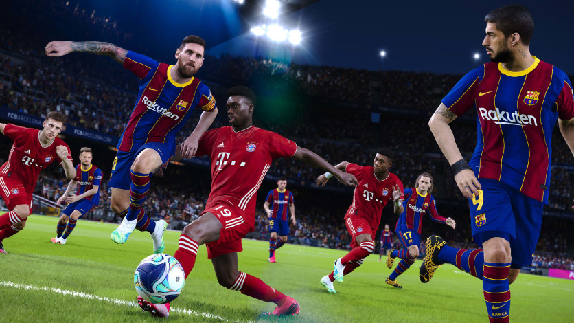 Screenshot 4 - eFootball PES 2021 - FC BAYERN MUNCHEN EDITION