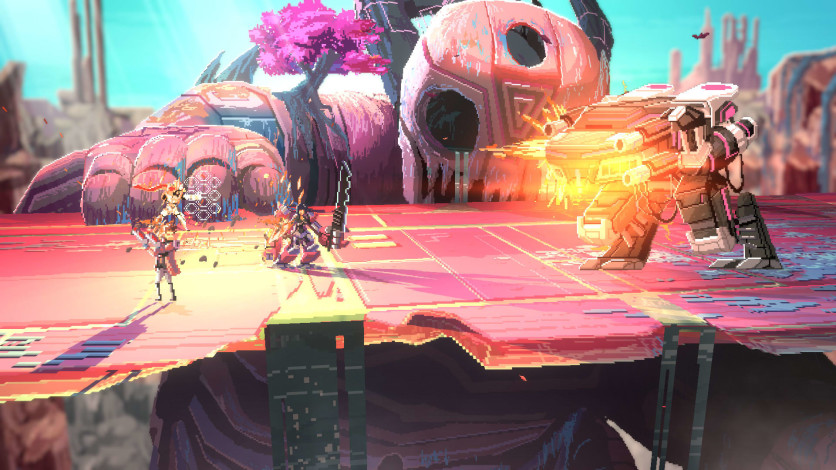 Screenshot 4 - The Art and Illustrations of Star Renegades