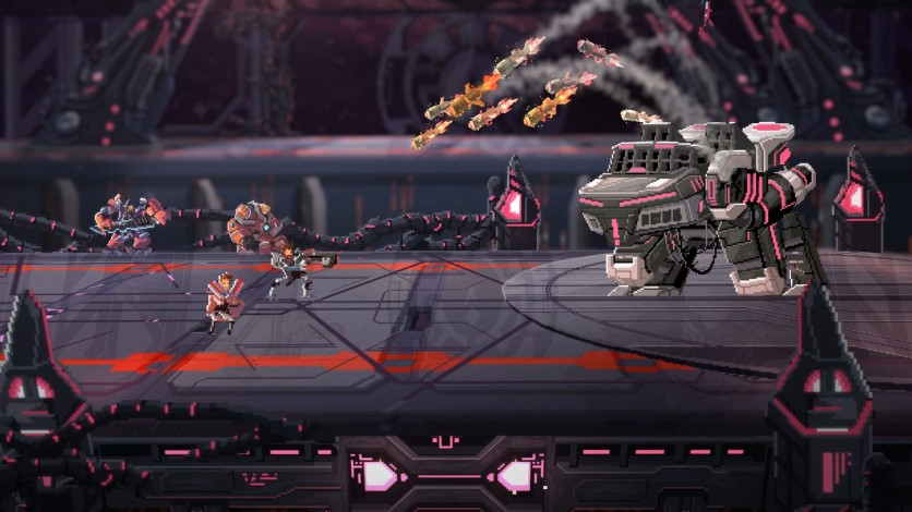 Screenshot 7 - The Art and Illustrations of Star Renegades