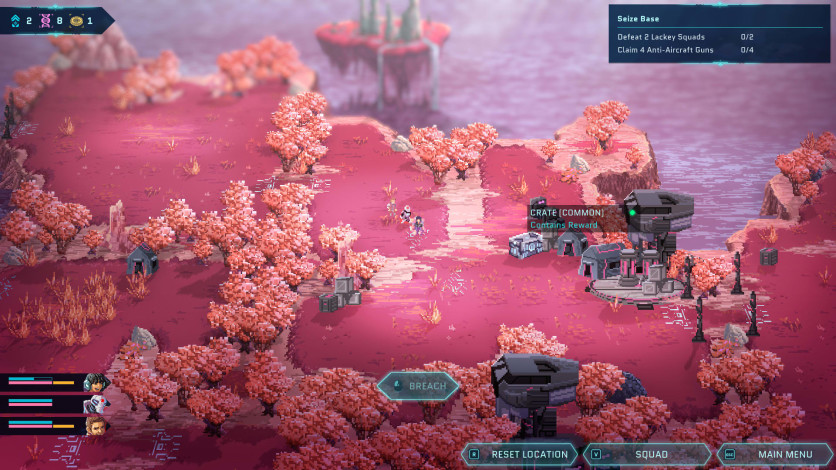 Screenshot 9 - The Art and Illustrations of Star Renegades