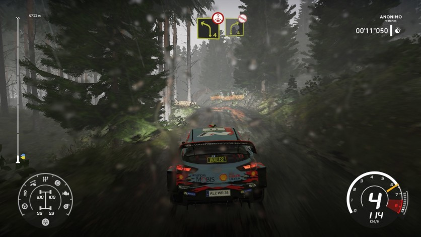 Screenshot 3 - WRC 8 FIA World Rally Championship - Deluxe Edition