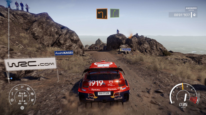 Screenshot 2 - WRC 8 FIA World Rally Championship - Deluxe Edition