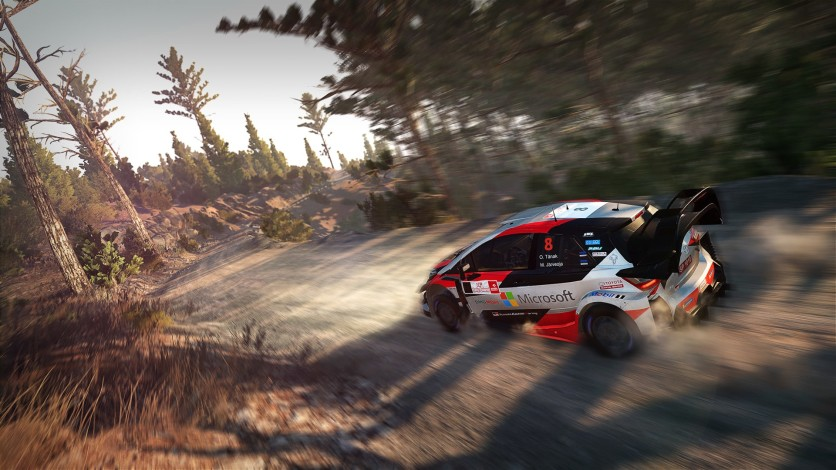 Screenshot 5 - WRC 8 FIA World Rally Championship - Deluxe Edition