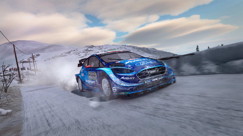 Screenshot 4 - WRC 8 FIA World Rally Championship - Deluxe Edition
