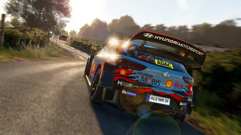Screenshot 8 - WRC 8 FIA World Rally Championship - Deluxe Edition