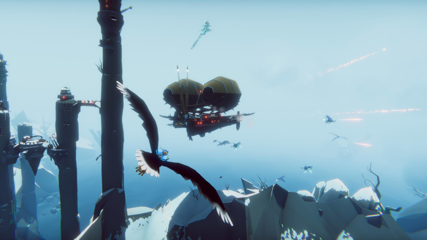 Screenshot 5 - The Falconeer