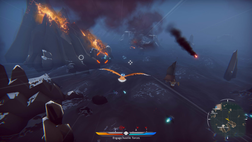 Screenshot 11 - The Falconeer