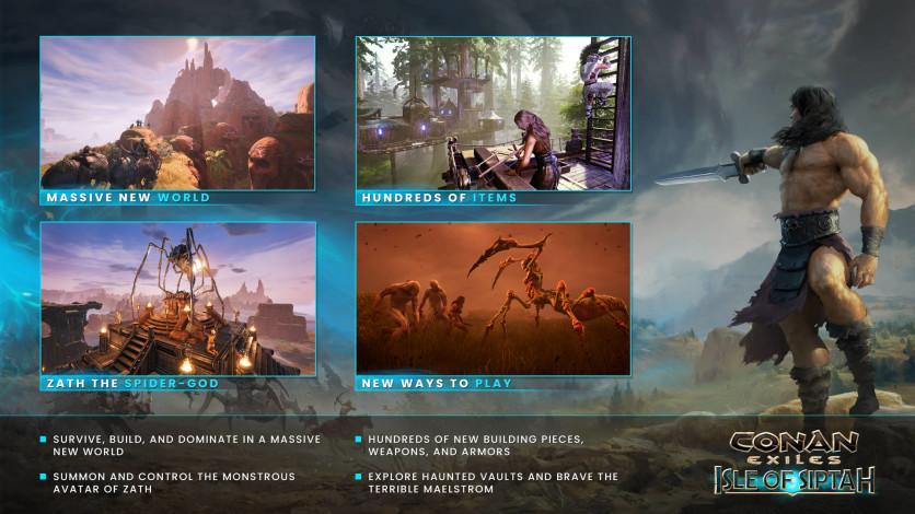 Screenshot 2 - Conan Exiles: Isle of Siptah