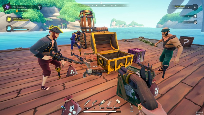 Screenshot 8 - Blazing Sails: Pirate Battle Royale