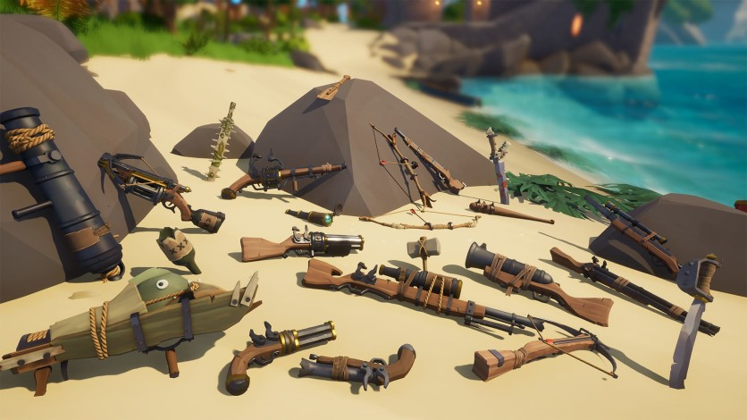 Screenshot 13 - Blazing Sails: Pirate Battle Royale