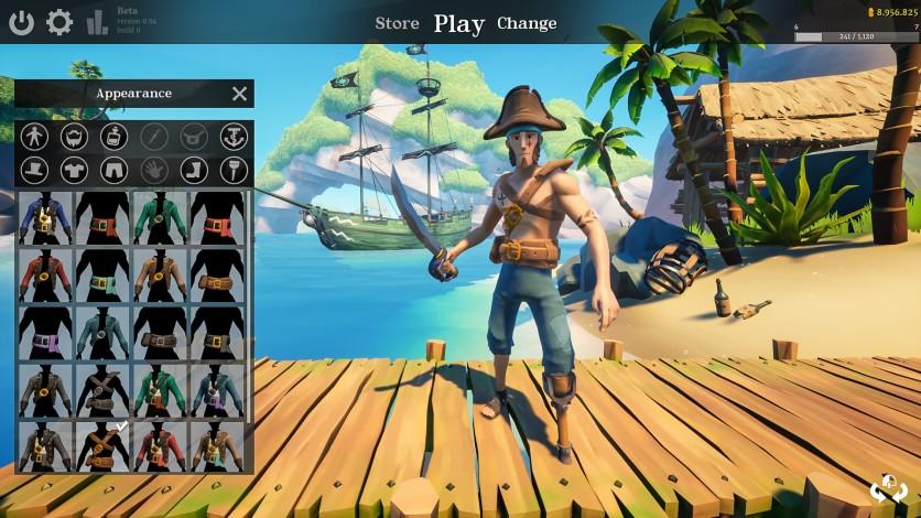 Screenshot 2 - Blazing Sails: Pirate Battle Royale